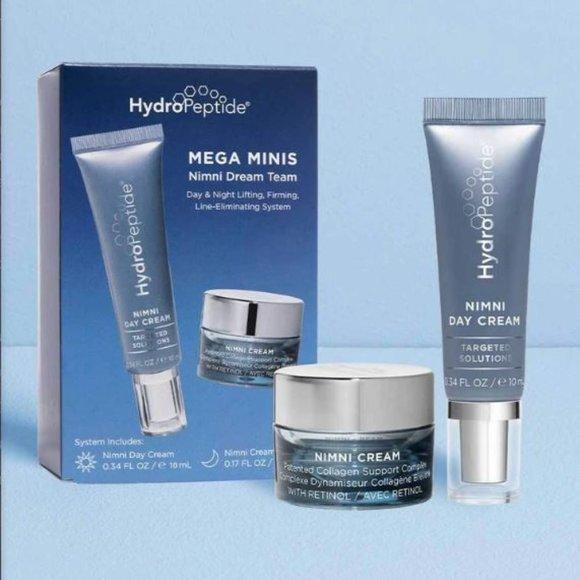 NEW HydroPeptide Nimni Dream Team Mega Minis Cream